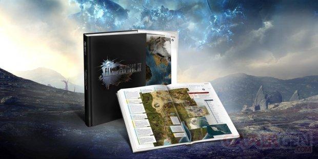 Final Fantasy XV Guide Collector