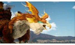 Final Fantasy XV head