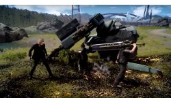 Final Fantasy XV image capture
