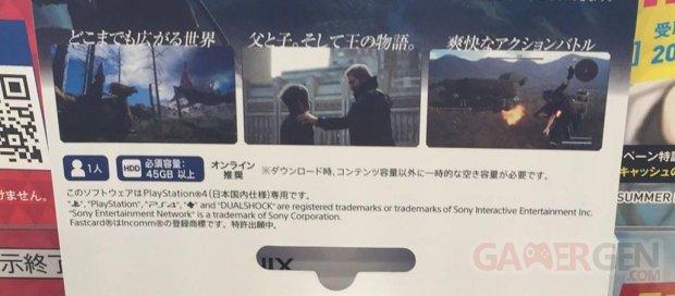 Final Fantasy XV image poids