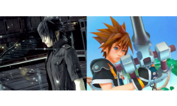 final fantasy xv kingdom hearts III