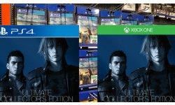 Final Fantasy XV mise en vente anticipée