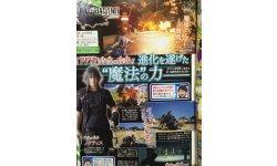 Final Fantasy XV scan