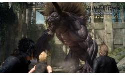 Final Fantasy XV version d'essai demo (8)