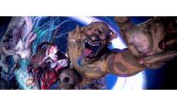 Final Fantasy XV Yoshitaka Amano artwork 3D head
