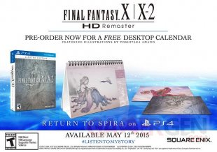 Final Fantasy XX 2 HD Remaster edition limitee