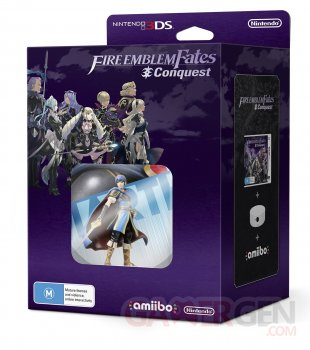 Fire Emblem Fates Birthright Bundle Marth amiibo.