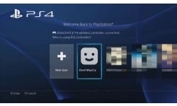 Firmware PS4 2.50 snapshot video demo (2)
