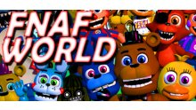 Five Nights at Freddy World header