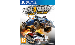 FlatOut 4 Total Insanity cover