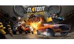 FlatOut 4: Total Insanity - La date de sortie enfin dévoilée, un nouveau mode et un artwork pour fêter ça
