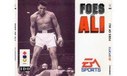Foes of Ali box art