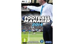 Football manager 2014 jaquette