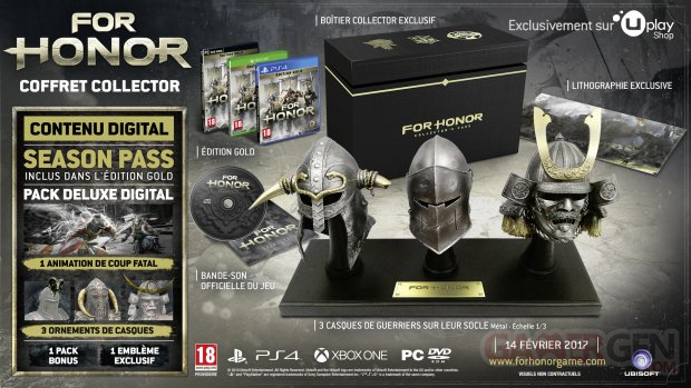 For Honor Collector