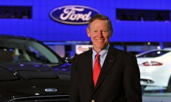 Ford CEO Alan Mulally 2