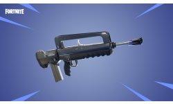 Fortnite : arrêtez d'appeler le  Fusil d'assaut à rafale  un  FAMAS , Epic Games n'aime pas ça