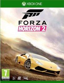 Forza Horizon 2 jaquette PEGI Xbox One