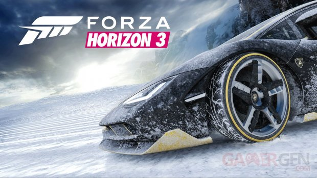 Forza Horizon 3 01 11 2016 extension hiver