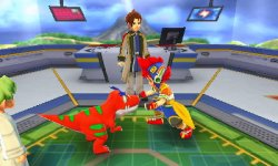 Fossil Fighters Frontier screenshot