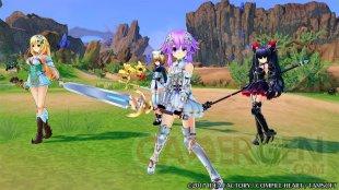 Four Goddesses Online Cyber Dimension Neptune 04 10 11 2016