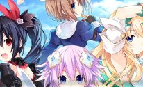 Four Goddesses Online Cyber Dimension Neptune personnage 01 24 10 2016