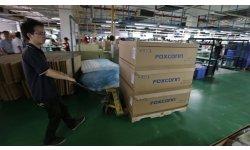 Foxconn production PS4
