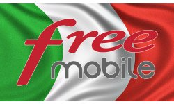 free mobile italie