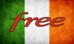 Free Mobile itinerance Irlande