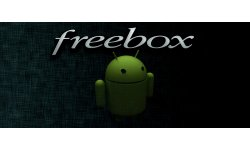 Freebox Android bugdroid.