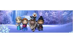 frozen reine neiges littlebigplanet