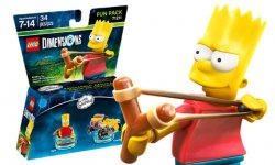 Fun Pack Bart LEGO Dimensions