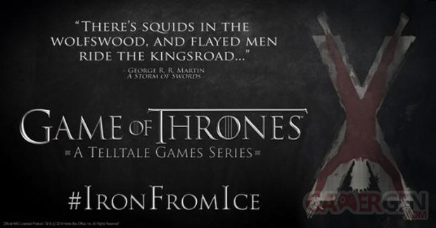 Game of Thrones 01 11 2014 teasing