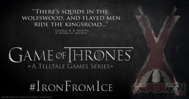 Game of Thrones 01 11 2014 teasing