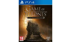 Game of Thrones A Telltale Game Series jaquette
