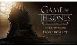 game of thrones telltale iron from ice