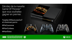 Game of Thrones Xbox One console collector