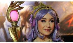 GamerGen com Gamers Assembly 2015 GA2015 Cosplay SMITE 2