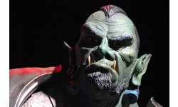 GamerGen com Gamers Assembly 2015 GA2015 Statue Warcraft II