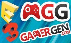 GamerGen E3 2014 logo