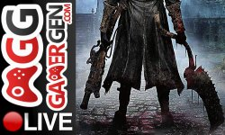 GamerGen Live Bloodborne