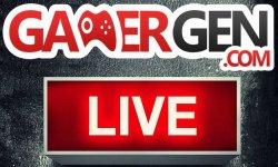 GamerGen Live Direct logo vignette