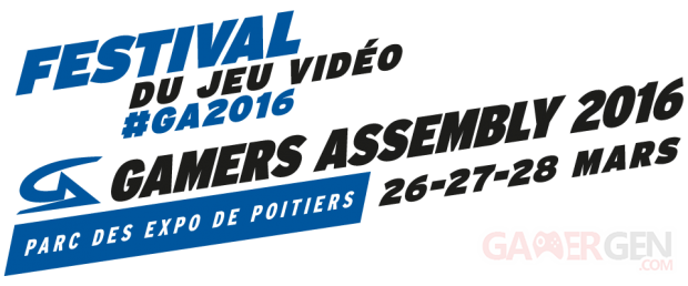 Gamers Assembly 2016 ENTETE AFFICHE
