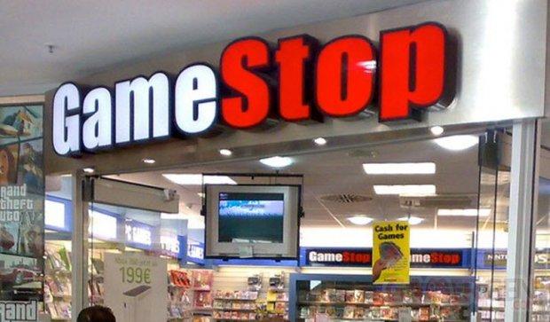 gamestop enseigne