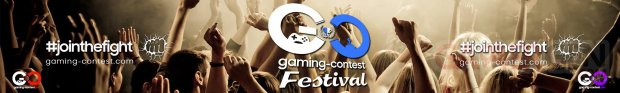 Gaming Contest Festival 2015 affiche 2