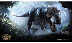 GDC 2015 Back To Dinosaur Island Crytek Occulus VR