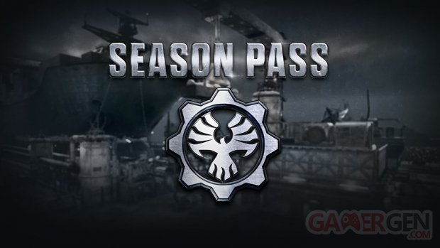 Gears 4 Season Pass