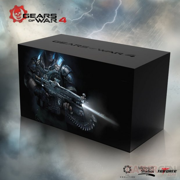 Gears of War 4 collector 4