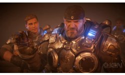 Gears of War 4 Marcus head