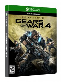 Gears of War 4 steelbook