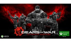 Gears of War Ultimate Edition artwork